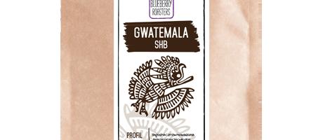 Kawa Gwatemala SHB